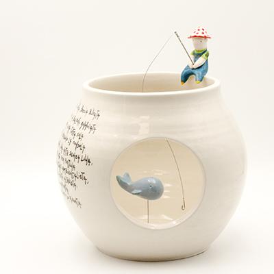Terre Ceramica e Arte - Filastrocche pescatore