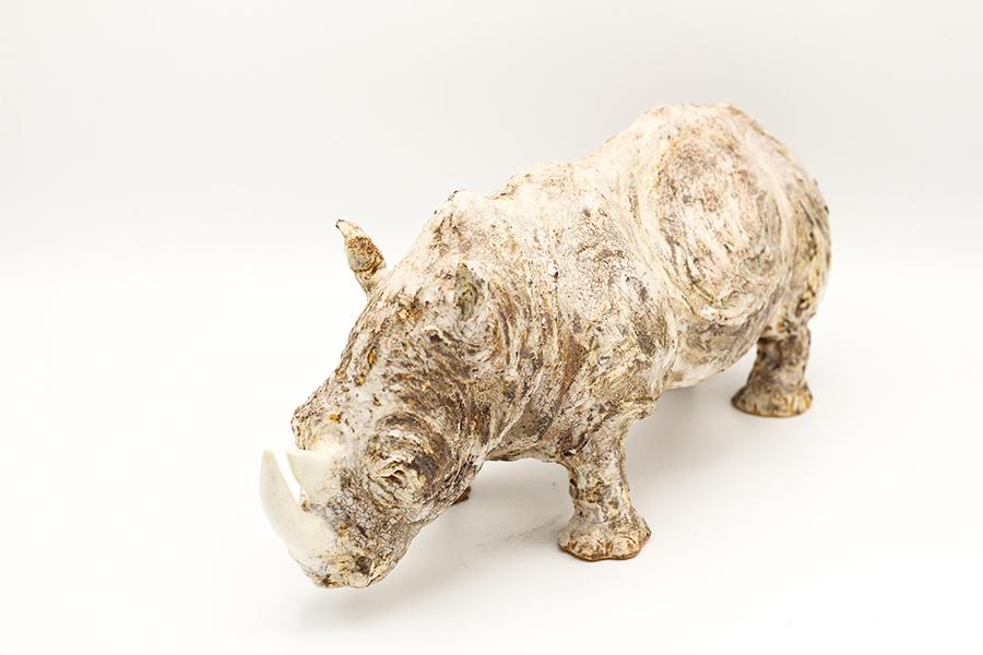 Terre Ceramica e Arte - Giorgio Fasano - Rinoceronte
