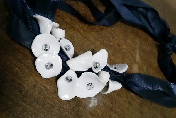 Terre Ceramica e Arte - Workshop di collane in porcellana