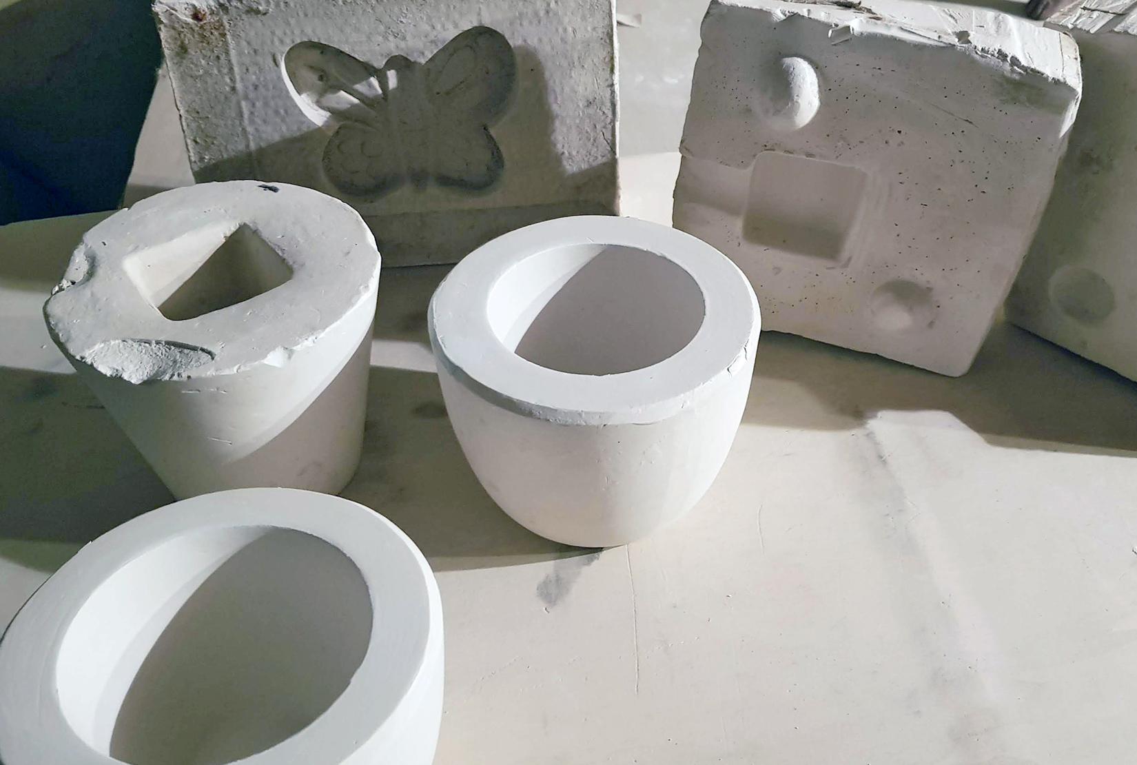 Stampi per ceramica