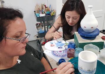Terre Ceramica e Arte - Lezione individuale