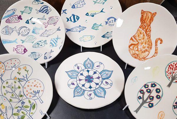 Terre Ceramica e Arte - Workshop di maiolica