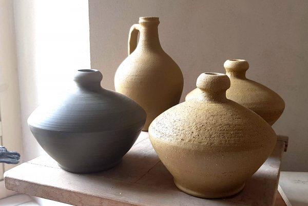 Terre Ceramica e Arte - Workshop tornio